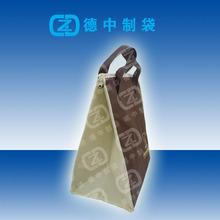 Screen logo printing Non woven carry bag for frozen food or fruits