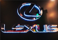 Stainless steel alphabet letters,backlit stainless steel letters