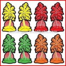 fragrance cotton paper leaf car air freshener / tree air freshener