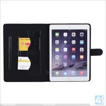 China Supplier Leather Holster Case for iPad Air 2 P-APPAIR2PUCA075