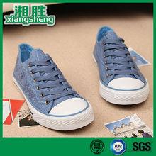 Antiwear Shoelace Teal Mouse Men New Model Canvas Shoes