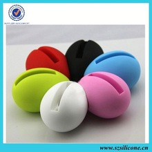 Factory sale price egg mini speakers silicone for 6g
