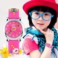 a prueba de agua precio barato de fútbol lindo niños encantadores de dibujos animados reloj hecho en china alibaba