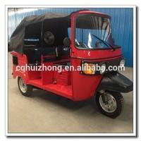 Indian style 200cc passenger bajaj tricycle/ tuk tuk for sale