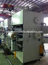 Water-based glue bond paper laminating machine
