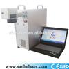 Brand new portable mini fiber laser marking machine with low price