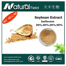 Natural active ingredients health function anti aging soybean fermentation extract powder