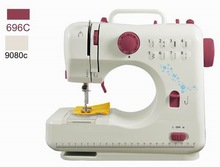8 stitch patterns domestic sewing machine FHSM-505 with multi function