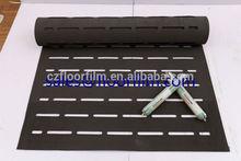 EVA foam wood pe film flooring adhesive underlay