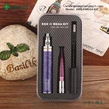 Fast shipping cigarette starter kit ego ii mega 2200 kit gs e cigs vapor kits