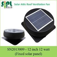 12 inch Solar Ventilator Blower Fan