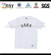 Cotton t-shirt /man t-shirt/OEM t-shirt China supplier