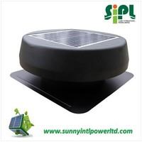 12 inch 12 watt CE Approved Solar Roof Blower Fan