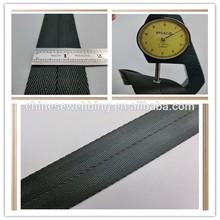 2015 great Wholesale inelasticity high strength YH1227-40 polyester webbing nylon webbing lap-belt Seat Belt