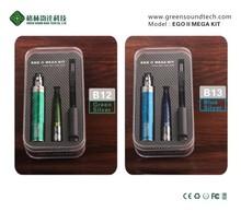 2015 china supplier search products e-cigarete eGo II mega kit ego vaporizer pen kit wholesale eGo 22200mah ego ii mega kit