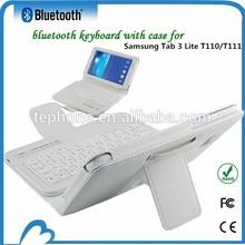 bluetooth folding keyboard for Samsung Tab 3 Lite T110/T111