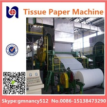 1760mm equipment napkins and toilet paper Type and New Condition equipment napkins and toilet paper