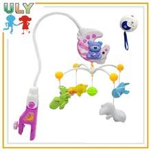 R/C regularly baby crib mobile hanger baby bed bell baby crib musical mobile toys hanger