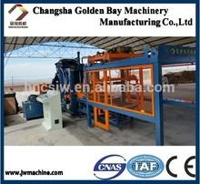 hollow block making machine, interlocking brick making machine, machine de fabrication des briques de construction