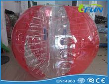 Hot sales inflatable soccer bubble football/bubble football soccer/bubble soccer balls