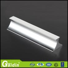 professional manufacture aluminum colored ceramic knife furniture wardrobe cabinet bathroom drawer pull handle