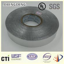 High performance! 40um Heat Resistance No release paper WATER BASE-40 Acrylic Emulsion Aluminum Foil Tape