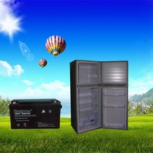 2015 Green Energy solar mini fridge 12v solar powered portable fridge out of electricity