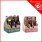 china supplier china online shopping alibaba 6 bottle cardboard wine box