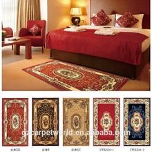 Oriental Design Bedroom Floor Rugs