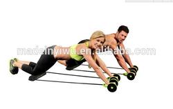 Revoflex Xtreme AB Wheel Exercise&AB Slide Exercise with CE