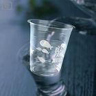 A200-P PP 7oz 200ml transparent disposable - juice plastic cup