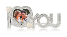 Love photo frame for valentine gift