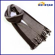 HZW-12013024 high quality new design popular warm lady knitting scarf pins hijab fashion