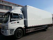 3tons refrigeration truck toyota truck body