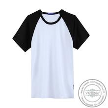 plain dyed wholesale silk/cotton novel dry fit shirts
