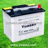 Yuasan Super Starter Battery for Motor Vehicle JIS 12V Dry Car Battery 60AH -N50ZL