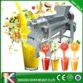 O mais popular profissional industrial espremedor de laranja/suco de abacaxi máquina