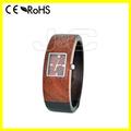 2014 venta al por mayor del oem de lujo de madera reloj de madera y reloj de péndulo