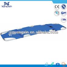 Hot sale 2 fold up emergency foldway stretcher (YXZ-D-A1)