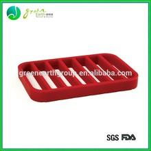 Fabricante 100% FDA de silicona para hornear asar estante de silicona de la rejilla del horno