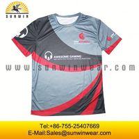 2014 most popular shaka t-shirts/branded t shirts cheap
