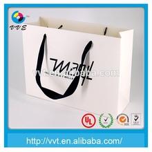 customized craft handmade shopping paper bag