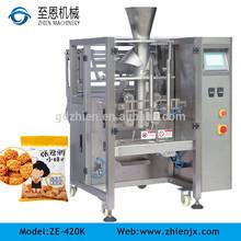 ZE-420K Dry Nuts/Peanut/Pistachio/Almond Packaging Machinery