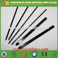 steel round nail stake