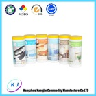 Disposable Car&House Window Glass Wipes