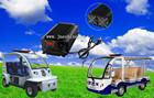 AC 110V or 220V Lithium/LiFePo4/Li-Mn/Li-ion E-Tourist Car Battery Charger