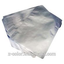 High temperature aluminum foil retort pouch