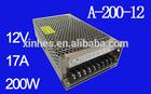 12V 21A 250W LED power supply (A-250-12)