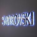 Secreto precio competitivo 15% sobre la venta de iluminación al aire libre canal letras grandes letras del alfabeto