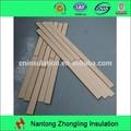 Isolamento elétrico esteira/anel esteira para o transformador de isolamento/peças isolantes para transformadores
